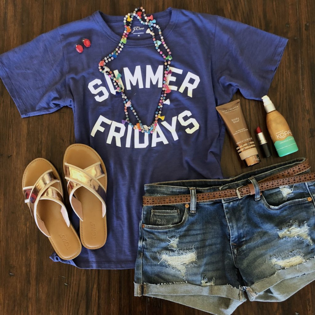 summer style favorites