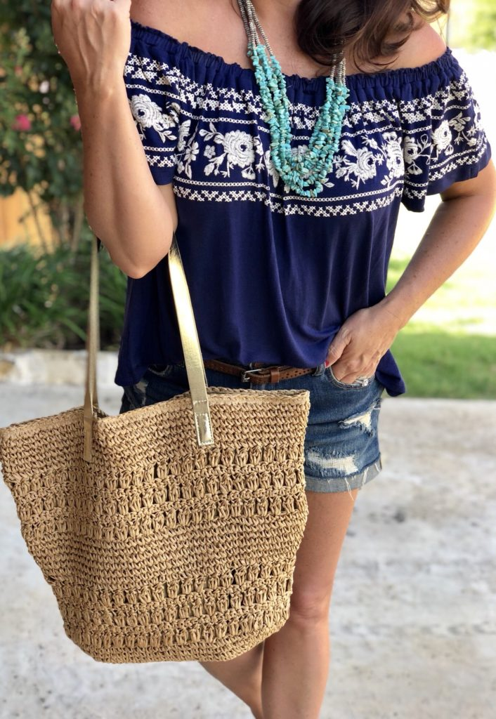 JCPenney summer accessories