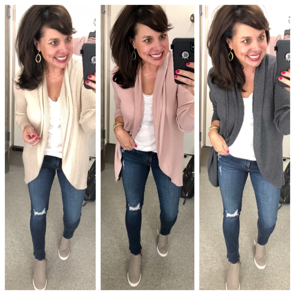 Nordstrom Anniversary Sale Early Access leith cardigan