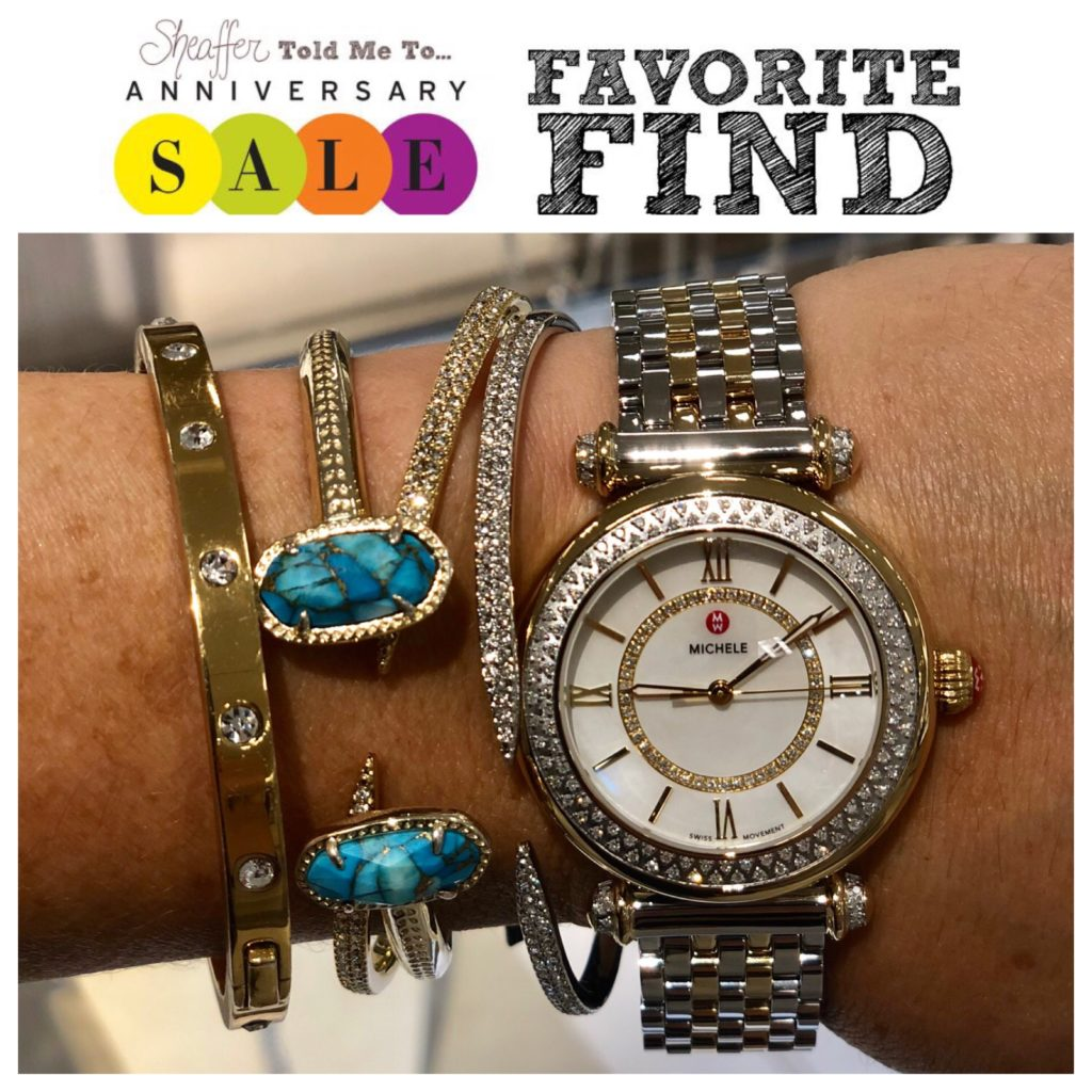 nordstrom anniversary sale michele watch