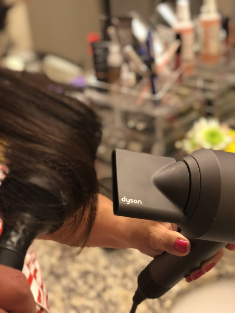 Dyson hair dryer review
