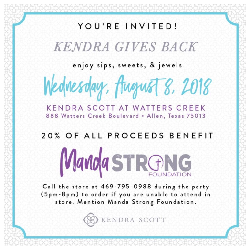 kendra scott event