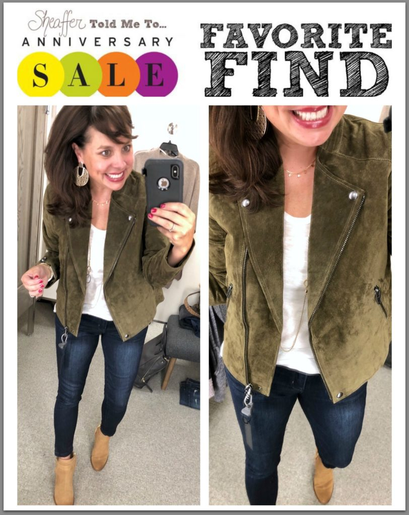 best nordstrom anniversary sale items suede jacket