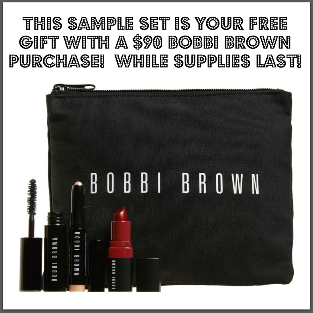Nordstrom Anniversary Sale bobbi brown