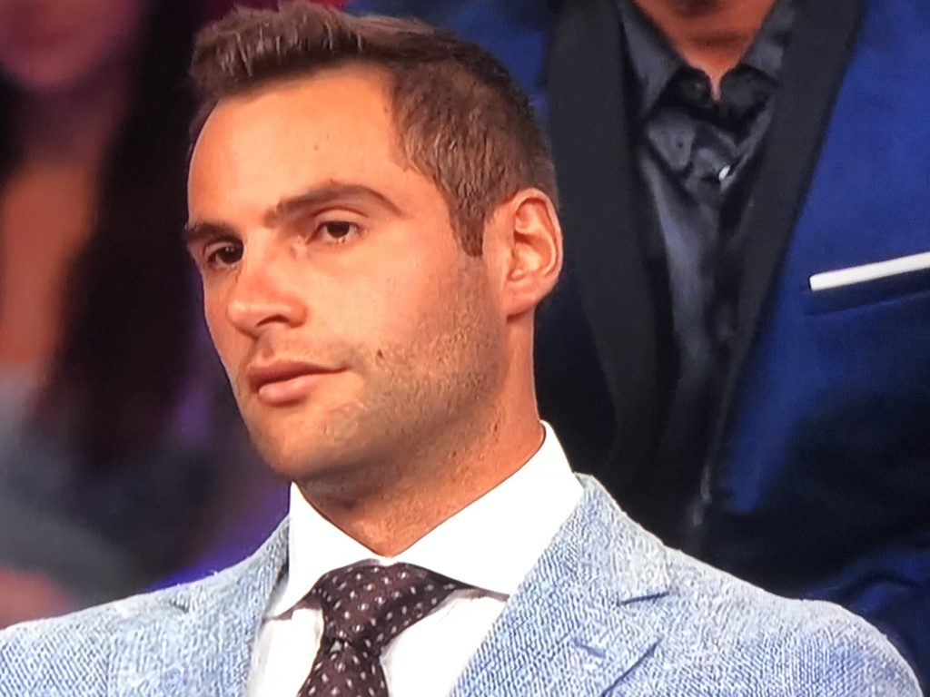 The Bachelorette Men Tell All episode