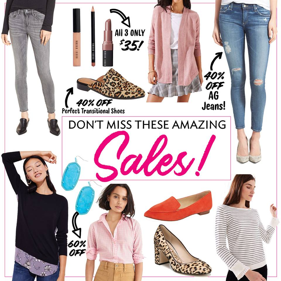 Friday Favorites – LOTS OF AMAZING SALE FINDS!