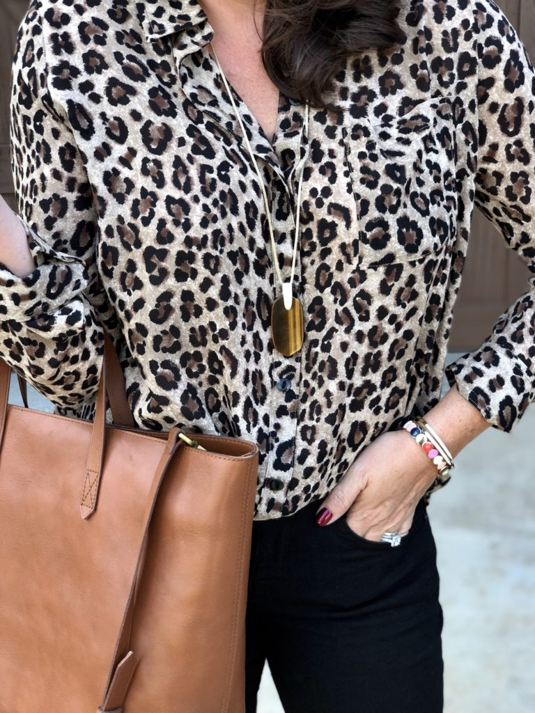 Sheaffer Told Me To How To Wear Leopard at Every Level