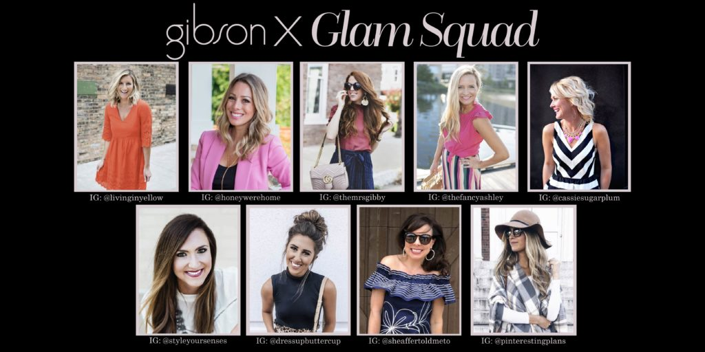 Gibson Holiday Collection - Nordstrom Blogger Collaboration
