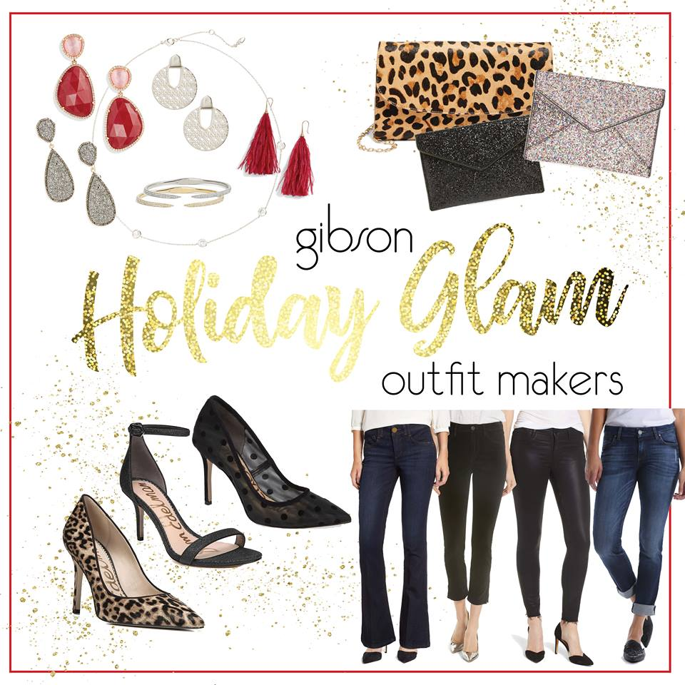 Sheaffer Told Me To Gibson Holiday Glam Goes To L.A.