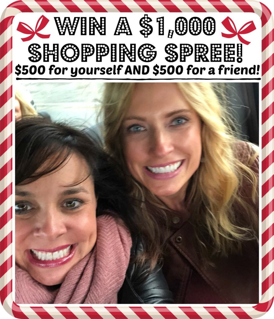 Sheaffer Told Me To Five Days of Fabulous, Day 4:  A $1,000 Shopping Spree and Gifts for the Ladies!