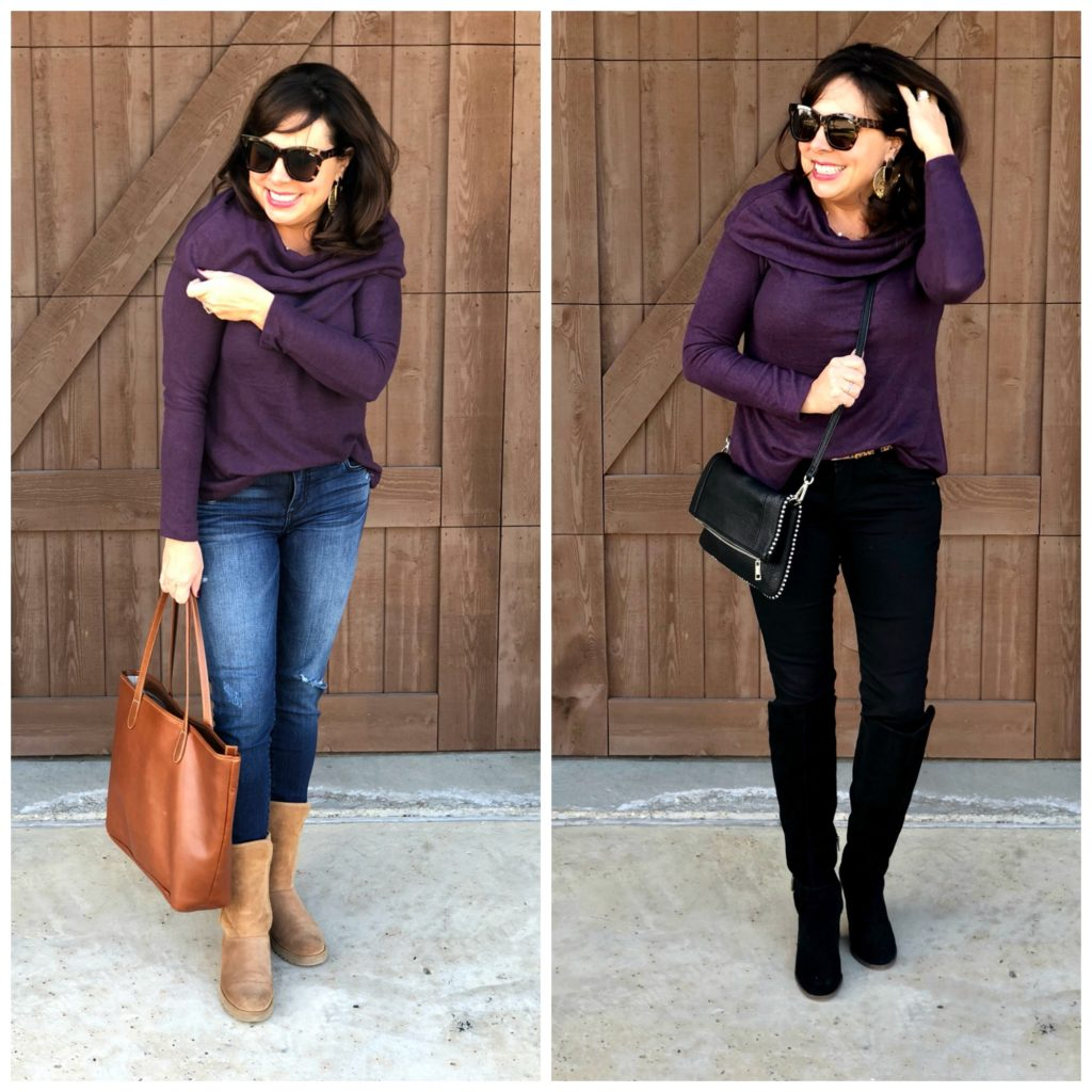 Comfy and Casual – Day to Night