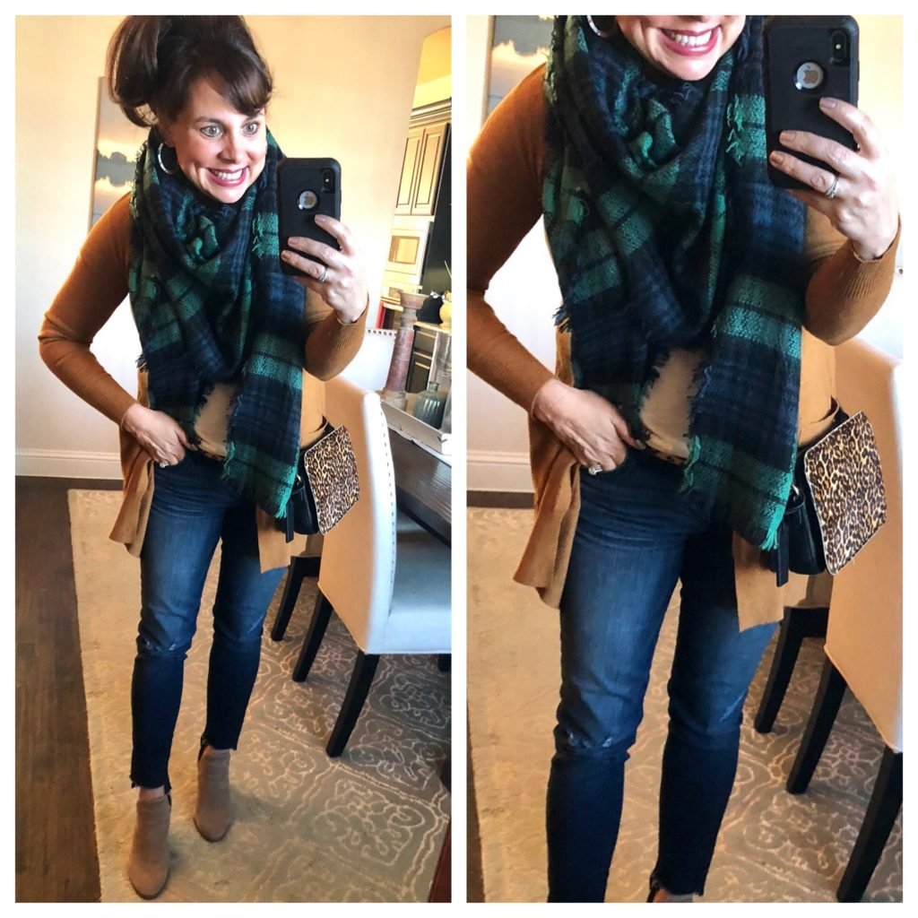 Sheaffer Told Me To BLANKET SCARF TIPS AND TRICKS