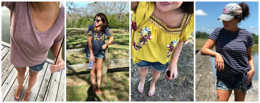 Sheaffer Told Me To Our Family Ranch House | Travel Outfits