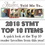 Sheaffer Told Me To Top 10 Reader Favorites | 2018 !!!