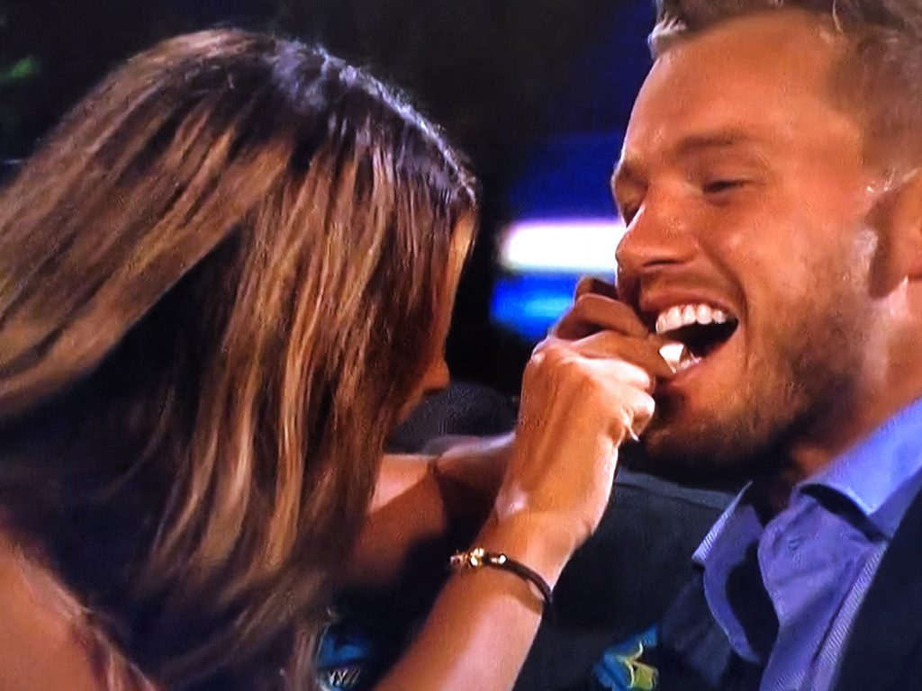 """Sheaffer Told Me To The Bachelor, Episode 5 (Part 2):  There was """"No Drama"""""""