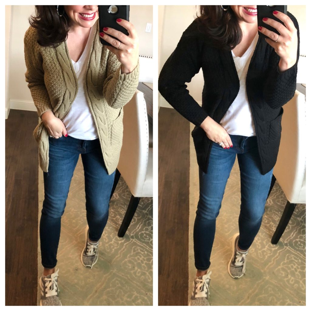 Sheaffer Told Me To February Amazon Finds:  Great Closet Staples and Transitional Pieces