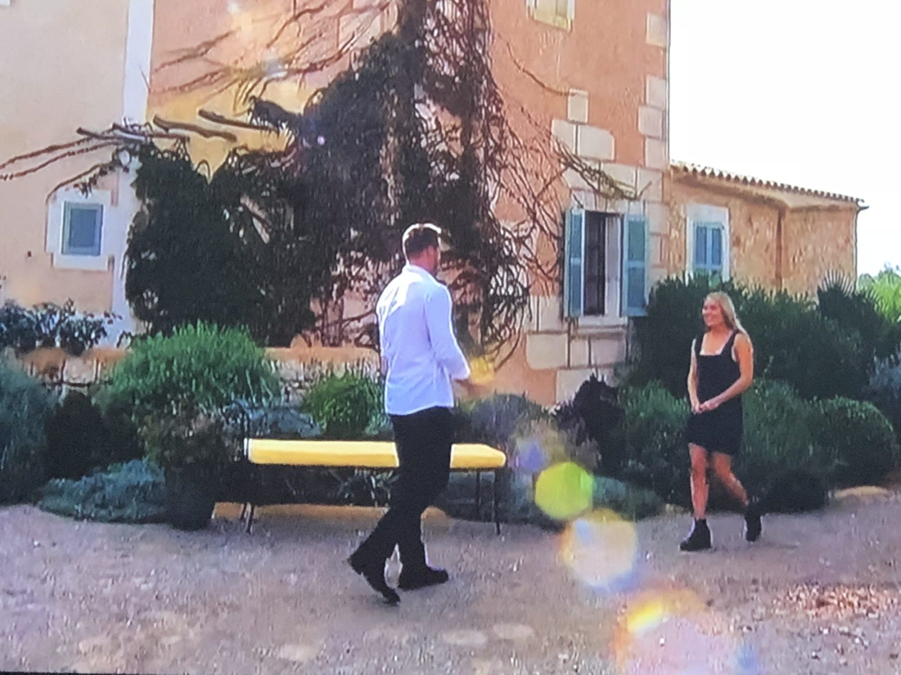 The Bachelor Finale, Part 2:  Colton Jumped The Fence, and I THINK Cassie Finally Got Off It