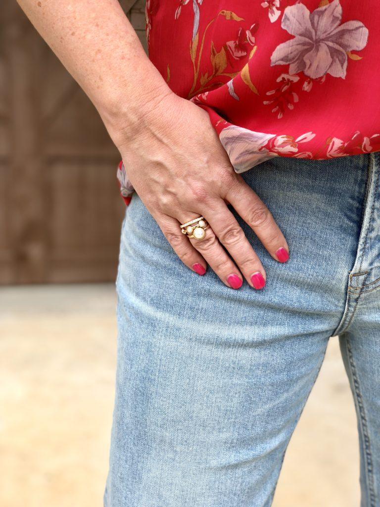 Sheaffer Told Me To Boyfriend Jeans, 2 Ways