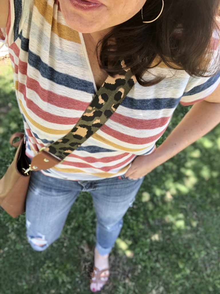 Sheaffer Told Me To The Long Awaited CROSS BODY STRAPS!!!  With a 30% OFF CODE!