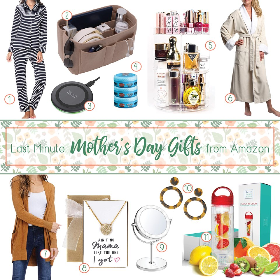Sheaffer Told Me To Really Cool Last Minute Gifts from Amazon AND Some Super Cute Outfits!