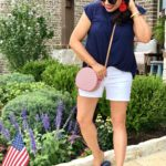 Festive for July 4th | Red, White, and Blue Outfit Ideas