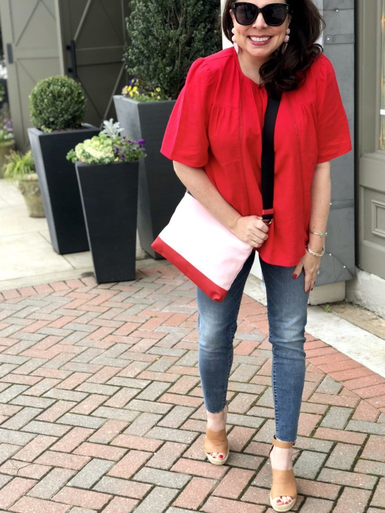 Sheaffer Told Me To Festive for July 4th | Red, White, and Blue Outfit Ideas