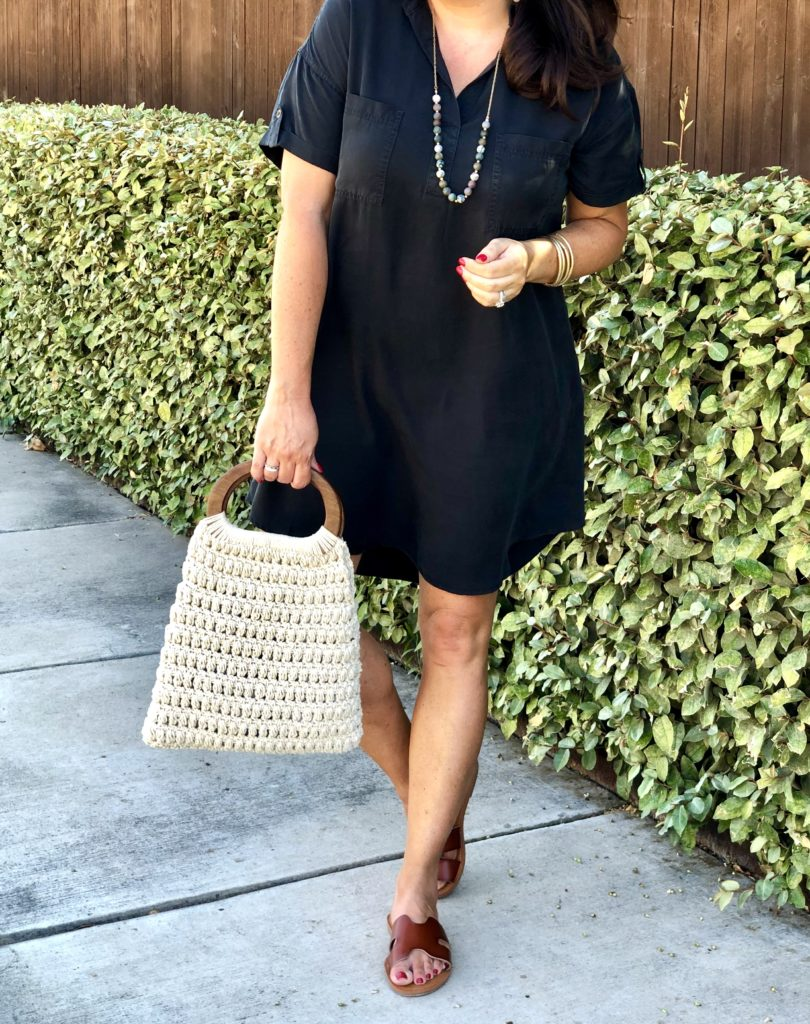 Sheaffer Told Me To A Great Shirt Dress Under $30 (perfect for teachers and the rest of us too)!