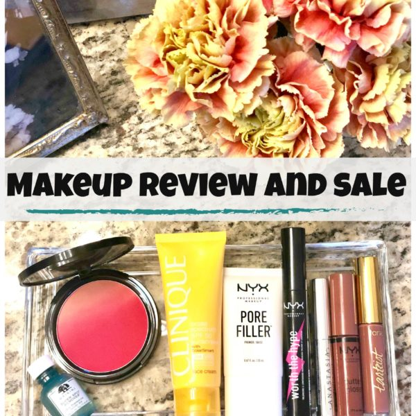 HUGE Beauty Sale and Review