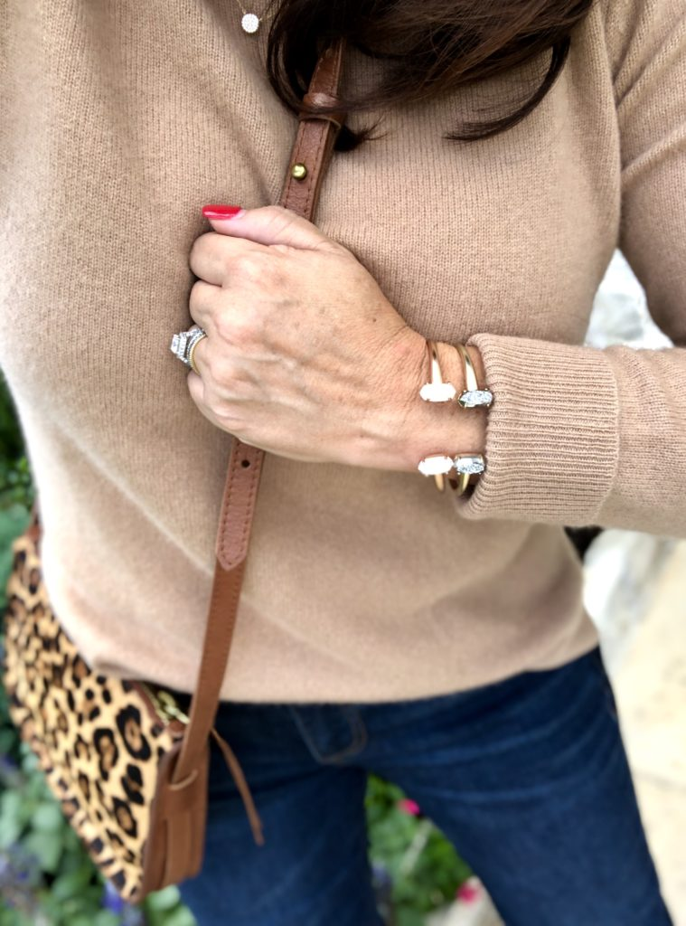 Sheaffer Told Me To Camel Sweater | 3 Ways