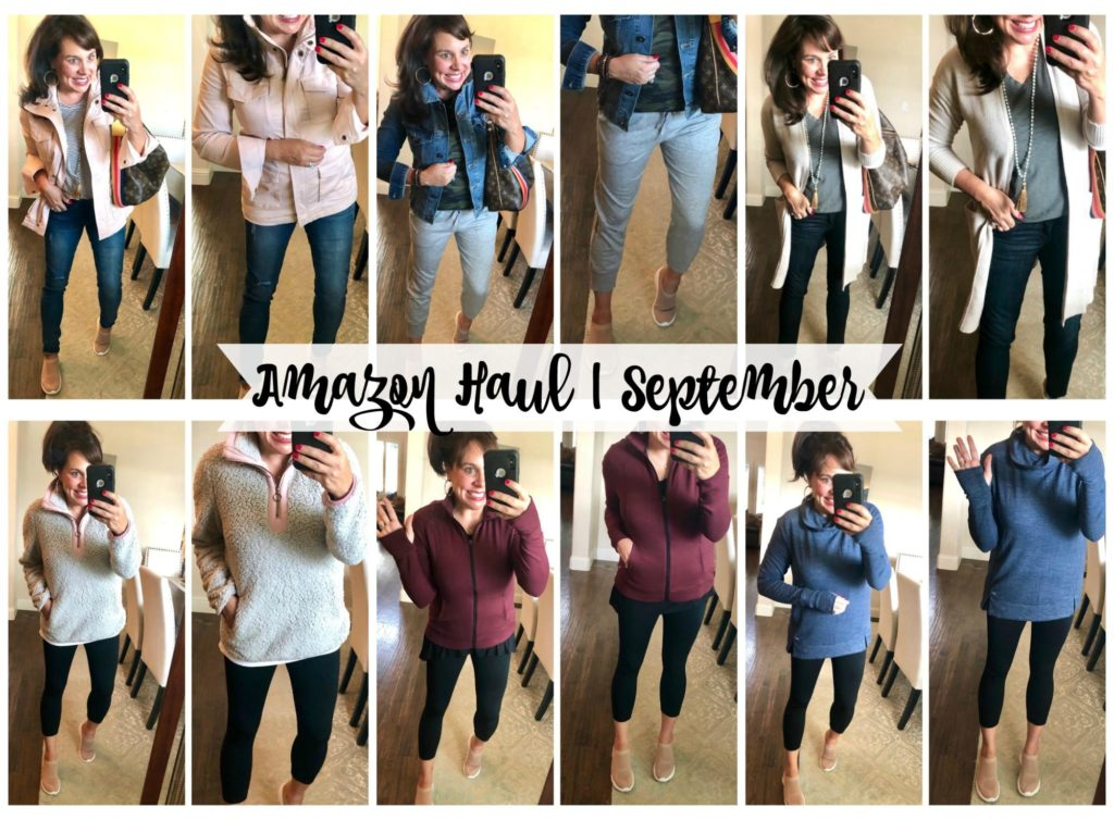 Sheaffer Told Me To SEPTEMBER AMAZON HAUL:  Stock Your Closet With Great Fall Pieces!