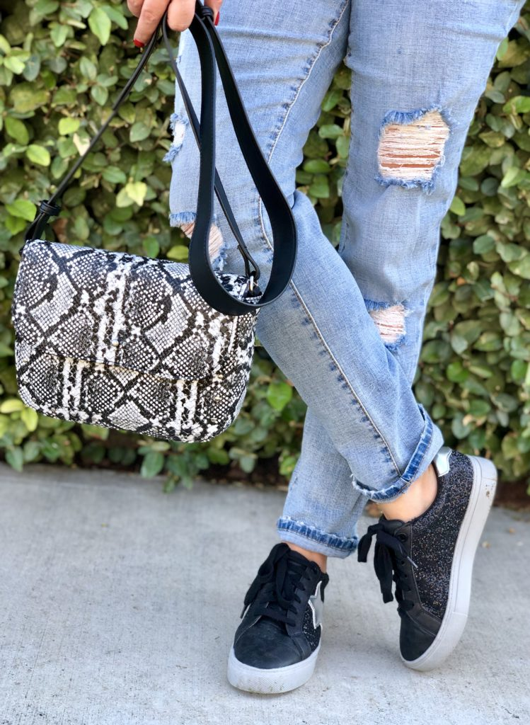 Sheaffer Told Me To Snakeskin On a Budget | 5 Outfits!