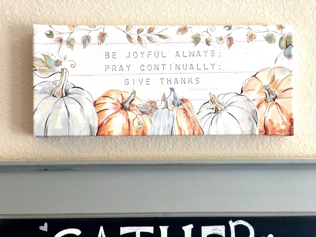Sheaffer Told Me To Fall Touches Around The Home