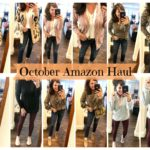 October Amazon Haul: OFFICE OUTFITS, AMAZING LEGGINGS, GREAT SWEATERS, and a PUFFER