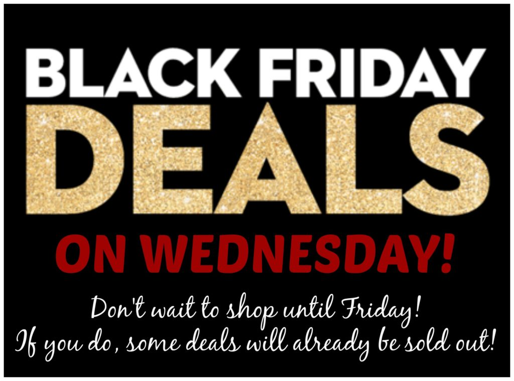 Sheaffer Told Me To What's Up Wednesday - EARLY BLACK FRIDAY DEALS!