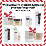 Five Days of Fabulous Day #2: $1,000 Colleen Rothschild Giveaway, a Jumbo Cleaning Balm Deal, and a New MUST HAVE!