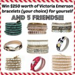 5 Days of Fabulous Day #4:  Jewelry Giveaway (and a BOGO sale!)