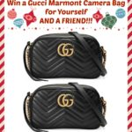 5 Days of Fabulous Day #5:  A Gucci Bag For Yourself AND A FRIEND!!!
