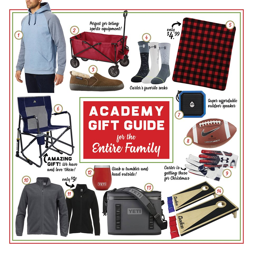 Sheaffer Told Me To Cute and Comfy at the Ranch (And Christmas Ideas for the Family!)