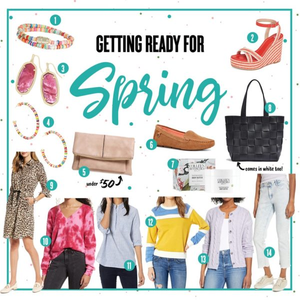 Dreaming of Spring | and My Week 5 Bachelor Thoughts!
