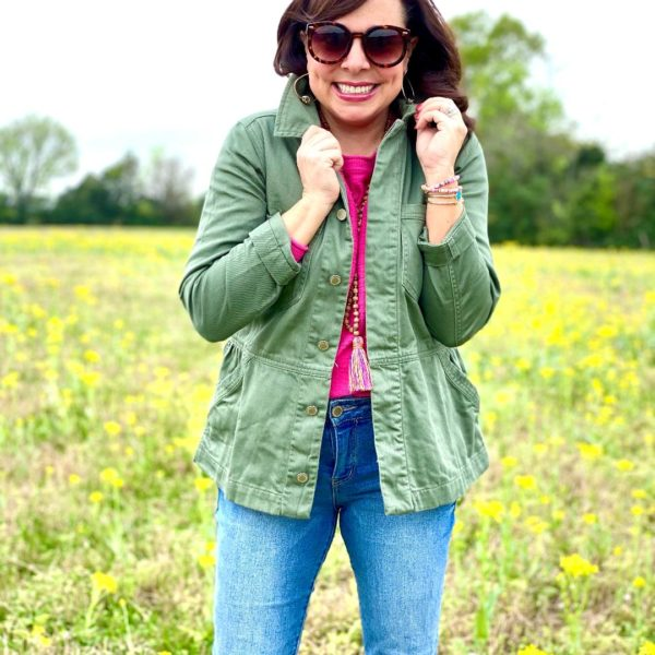 A Favorite Spring Outfit Formula