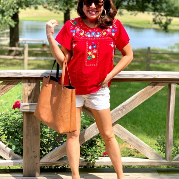 Friday Favorites:  A GREAT SHIRT! THE BEST SANDALS EVER! AND SOME AMAZING DEALS!!