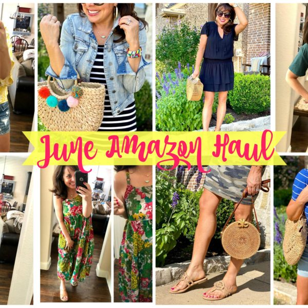 June Amazon Haul (And Some Big Style Sale Highlights)!
