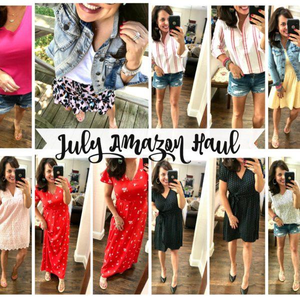 July Amazon Haul – SO SO GOOD!!!