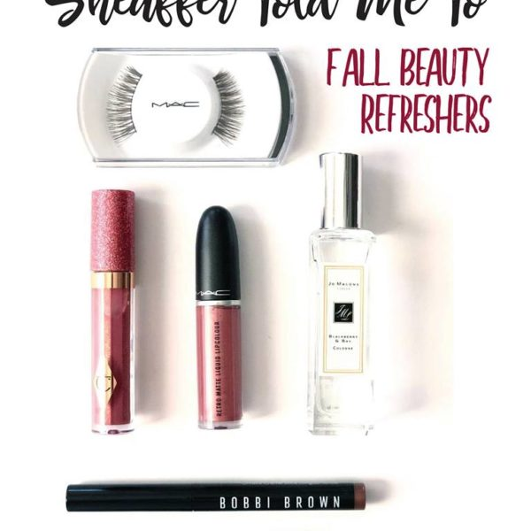 Fall Beauty Refresh