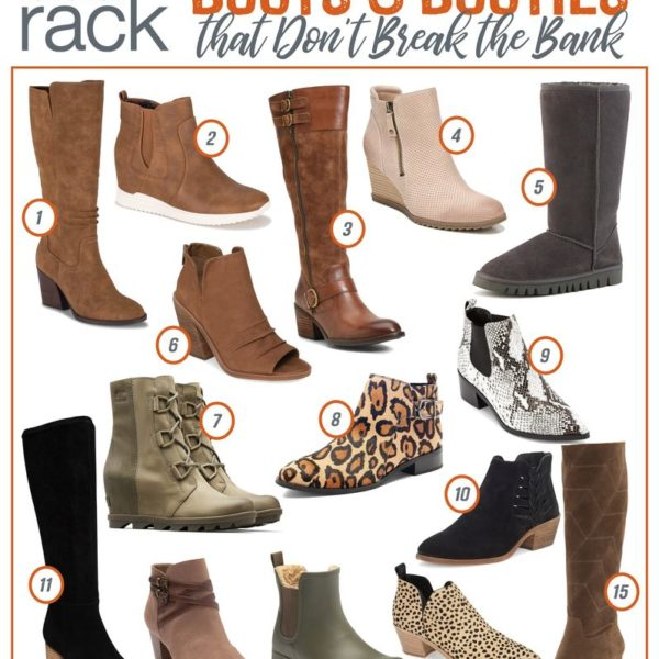Boots and Booties That Don't Break the Bank