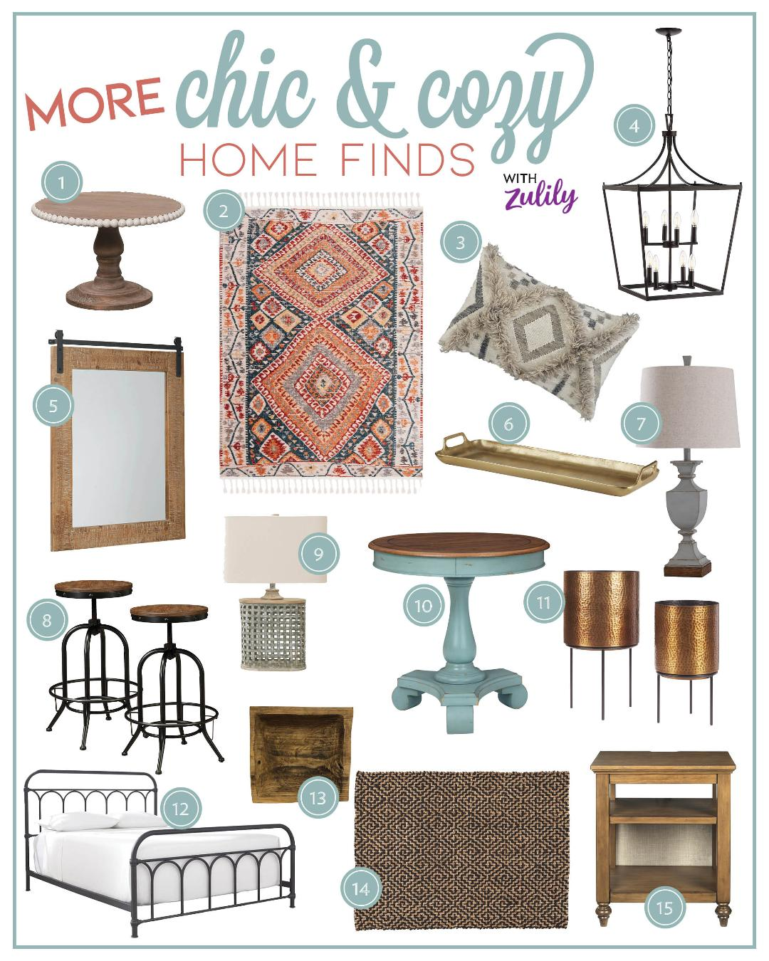 More Cozy Home Finds!